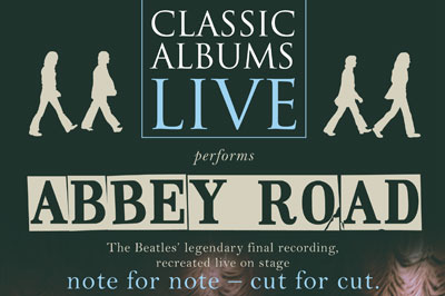 Classic Albums Live performs Abbey Road