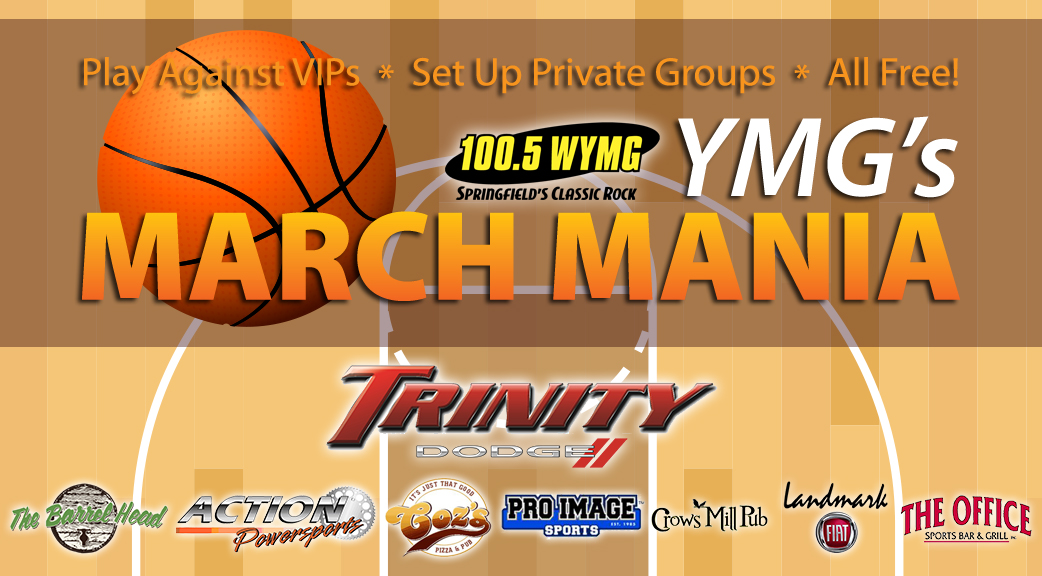 March Mania Banner